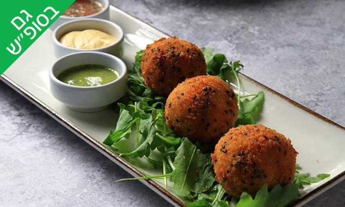 5 ארוחה מפנקת במסעדת סיקיליה, נמל יפו