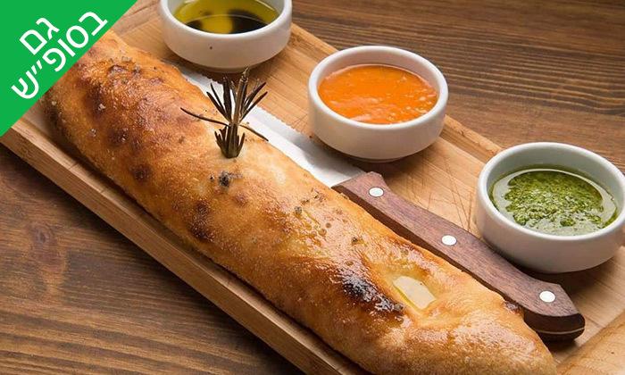 6 ארוחה מפנקת במסעדת סיקיליה, נמל יפו