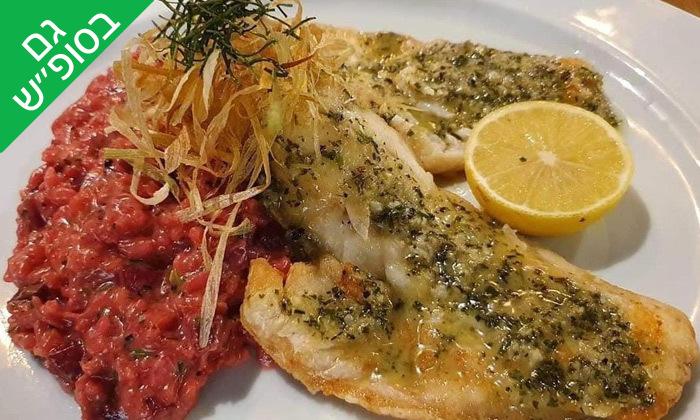 11 ארוחה מפנקת במסעדת סיקיליה, נמל יפו