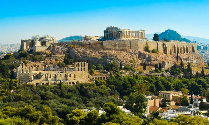 6 חופשה זוגית באתונה: 2-7 לילות במלון Dave מרשת בראון