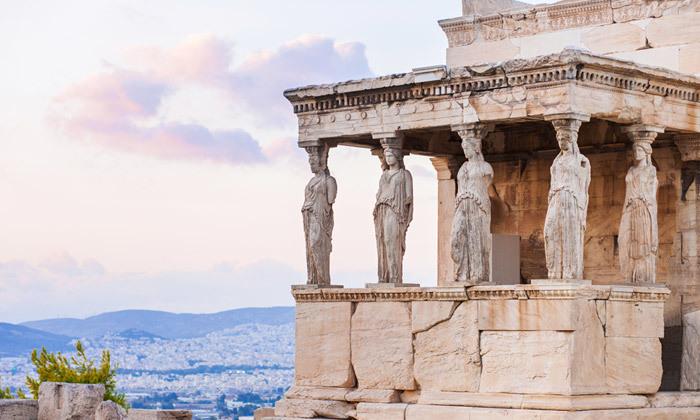 8 חופשה זוגית באתונה: 2-7 לילות במלון Dave מרשת בראון