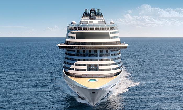 """5 קרוז 7 לילות למערב אירופה על אוניית הפאר MSC Grandiosa ע""""ב פנסיון מלא עם טיסות ישירות"""
