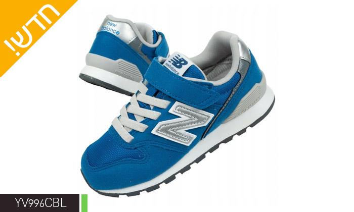 3 נעלי ספורט לילדים ניו באלאנס New Balance - דגמים לבחירה