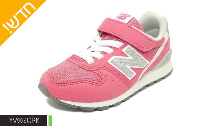 6 נעלי ספורט לילדים ניו באלאנס New Balance - דגמים לבחירה