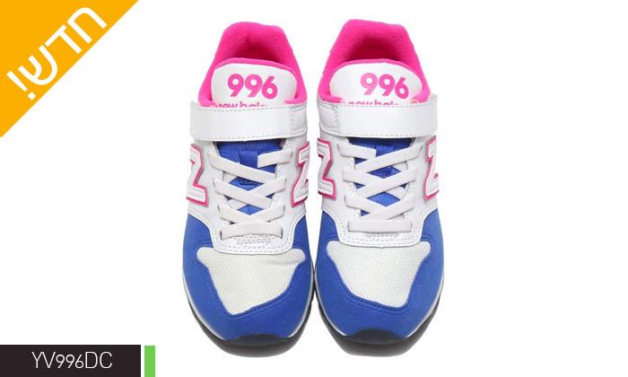 7 נעלי ספורט לילדים ניו באלאנס New Balance - דגמים לבחירה