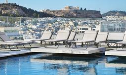 חופשה באתונה במלון 5 כוכבים