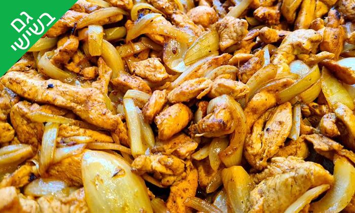7 שובר הנחה על אוכל מוכן ממסעדת מאכלה, תל אביב