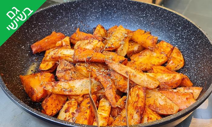 9 שובר הנחה על אוכל מוכן ממסעדת מאכלה, תל אביב