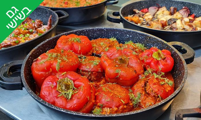 2 ארוחה ליחיד כולל שתייה במסעדת מאכלה, תל אביב