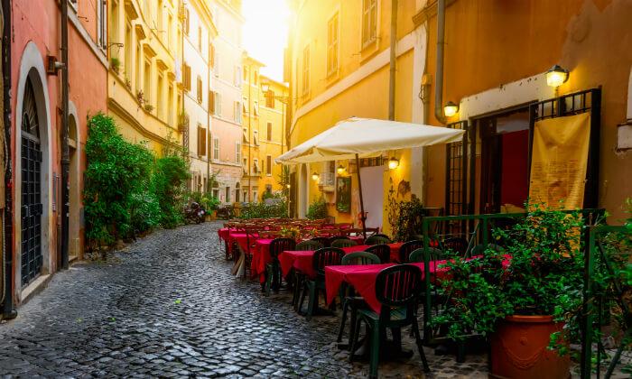 4 חופשה איטלקית באוגוסט: 3 לילות ברומא