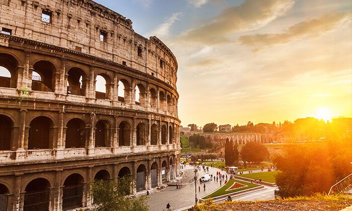 10 חופשה איטלקית באוגוסט: 3 לילות ברומא