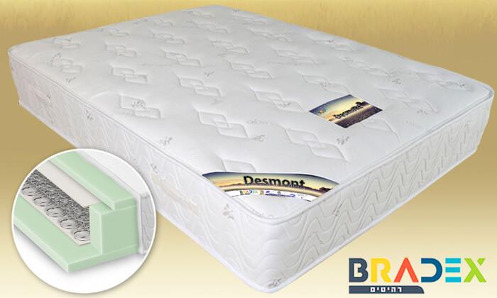 6 מיטת נוער ברוחב וחצי BRADEX, דגם PROSPER