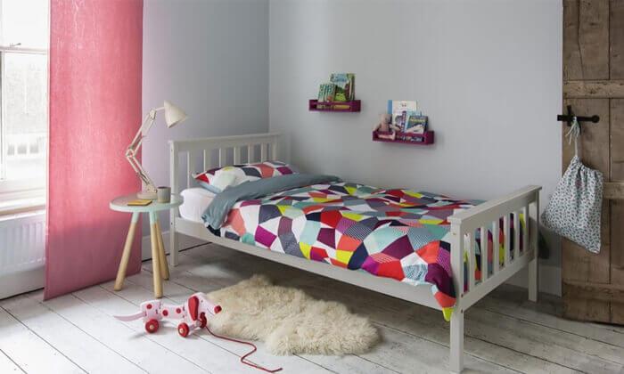 4 מיטת נוער ברוחב וחצי BRADEX, דגם PROSPER