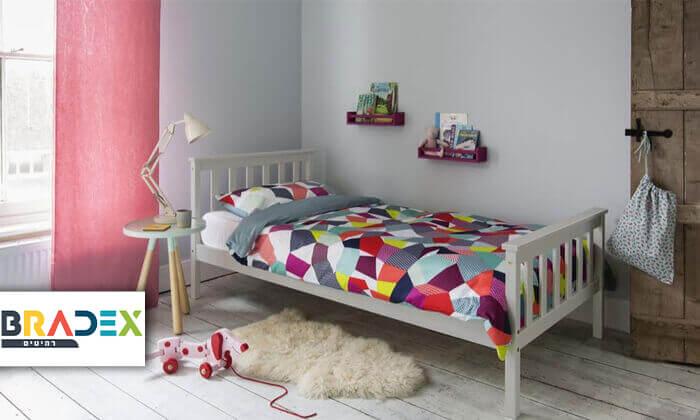 2 מיטת נוער ברוחב וחצי BRADEX, דגם PROSPER