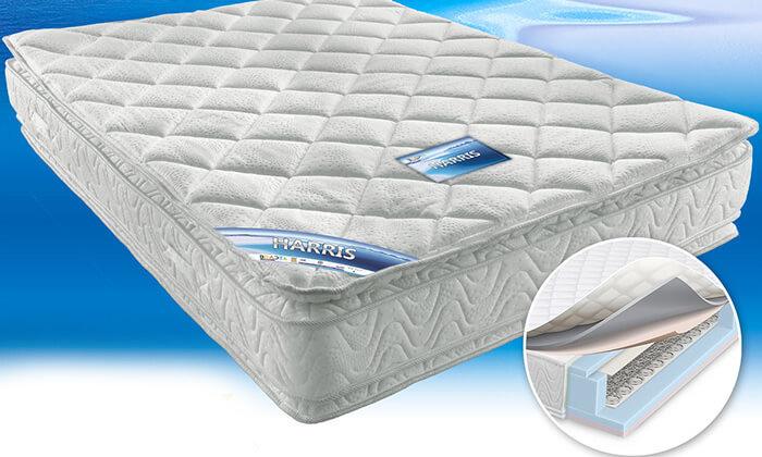 7 מיטת נוער ברוחב וחצי BRADEX, דגם PROSPER