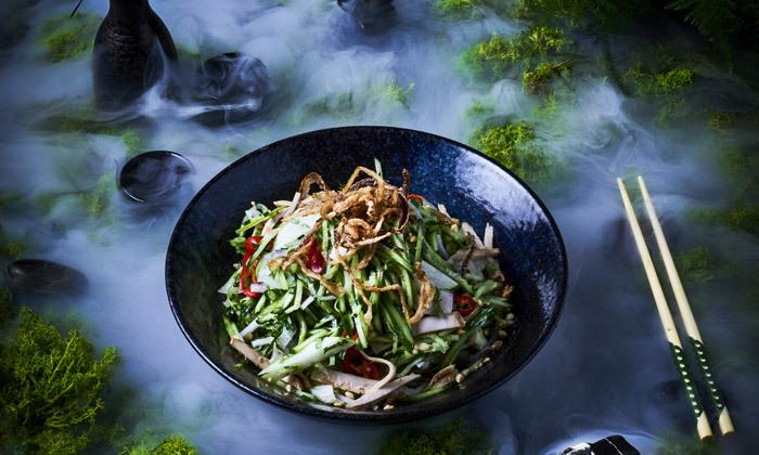 4 ארוחה זוגית עם קינוח במסעדת נגיסה NAGISA - סניף רעננה הכשר למהדרין