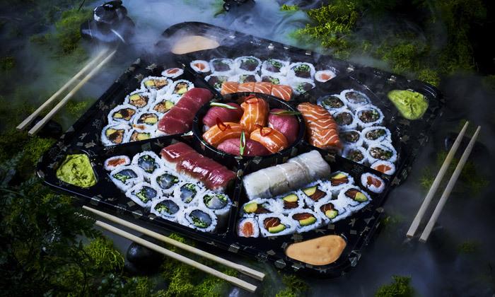 3 ארוחה זוגית עם קינוח במסעדת נגיסה NAGISA - סניף רעננה הכשר למהדרין