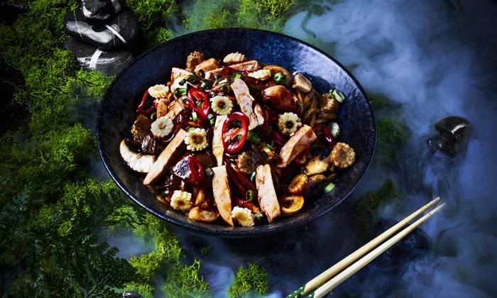 6 ארוחה זוגית עם קינוח במסעדת נגיסה NAGISA - סניף רעננה הכשר למהדרין