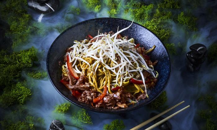 7 ארוחה זוגית עם קינוח במסעדת נגיסה NAGISA - סניף רעננה הכשר למהדרין