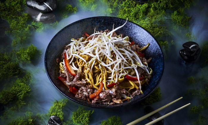 8 ארוחה זוגית עם קינוח במסעדת נגיסה NAGISA - סניף רעננה הכשר למהדרין