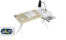 """שולחן מחשב 125 ס""""מ"""