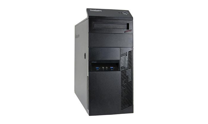 4 מחשב נייח מחודש Lenovo דגם M93P מסדרת ThinkCentre עם זיכרון 16GB ומעבד i7