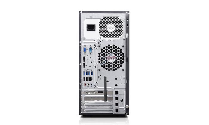 3 מחשב נייח מחודש Lenovo דגם M93P מסדרת ThinkCentre עם זיכרון 16GB ומעבד i7