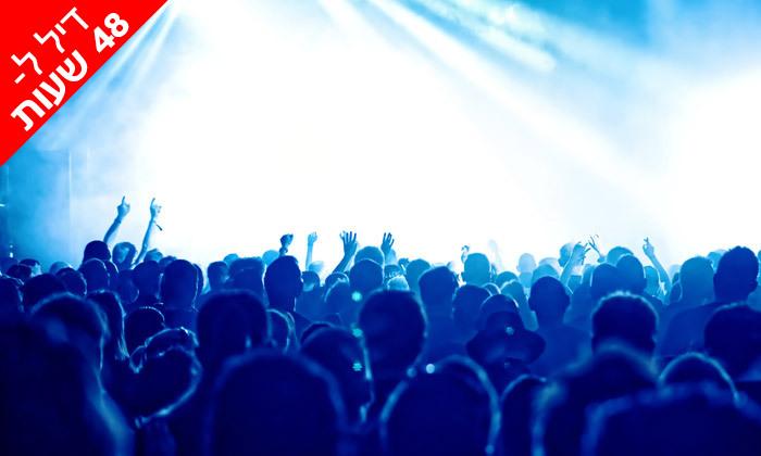 """3 ל-48 שעות: דודואהרוןמארח את עדן מאירי- כרטיסים להופעה ברידינג 3 ת""""א"""