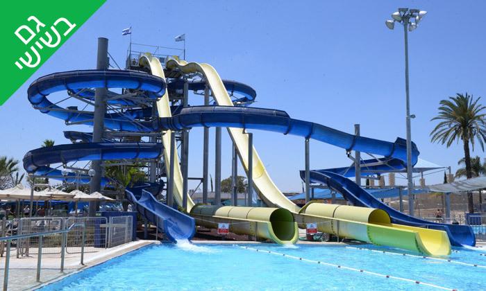 9 יום כיף עם עיסוי ומתקני ספא ב-Be Spa, כולל כניסה לימית ספארק חולון