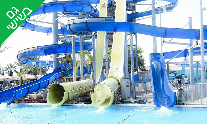 12 יום כיף עם עיסוי ומתקני ספא ב-Be Spa, כולל כניסה לימית ספארק חולון