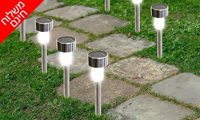 2 מארז 10/20 יחידות דוקרני תאורה מנירוסטה - משלוח חינם
