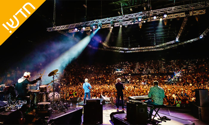 5 הזדמנות אחרונה: הופעה של The Dire Straits Experience בישראל ל-4 הופעות בלבד!