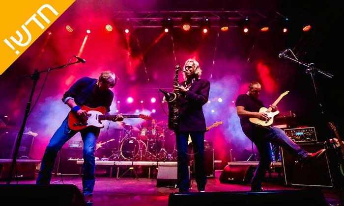 6 הזדמנות אחרונה: הופעה של The Dire Straits Experience בישראל ל-4 הופעות בלבד!