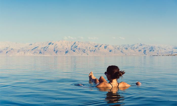 """7 חופשה זוגית בריזורט קלי""""ה, צפון ים המלח"""