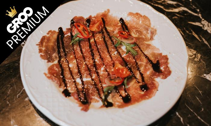 """8 ארוחה זוגית במסעדת סופרה Supra, רוטשילד ת""""א"""