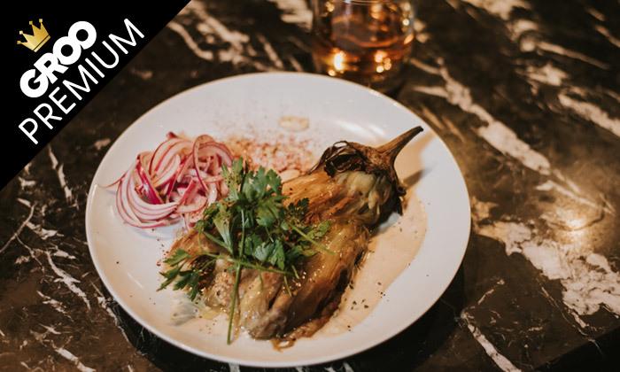 """10 ארוחה זוגית במסעדת סופרה Supra, רוטשילד ת""""א"""
