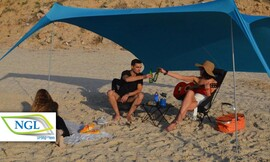 ציליית חוף 100% לייקרה