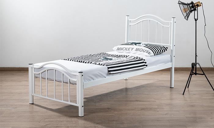 2 מיטת יחיד Twins Design דגם ברנדי - צבעים לבחירה