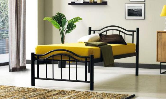 3 מיטת יחיד Twins Design דגם ברנדי - צבעים לבחירה
