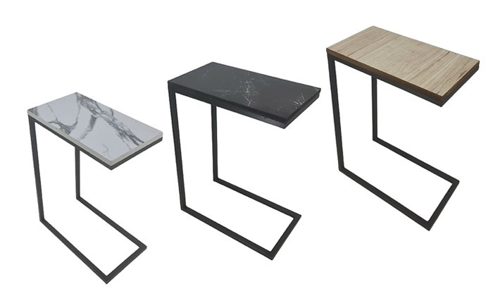 2 שולחן צד - צבעים לבחירה