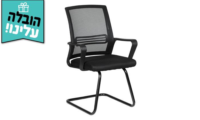 2 כיסאמשרדיHomax דגם גיבלר - משלוח חינם