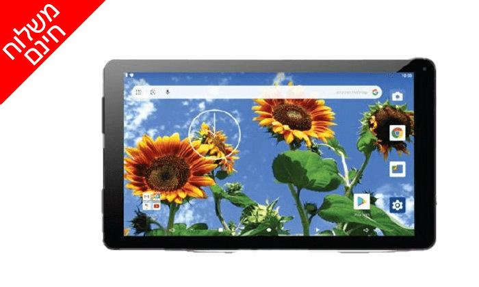 4 טאבלט 10 אינץ'Silver Line דגםSL1069 בנפח 16GB - משלוח חינם