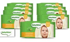30 חבילות מגבוני BabySitter