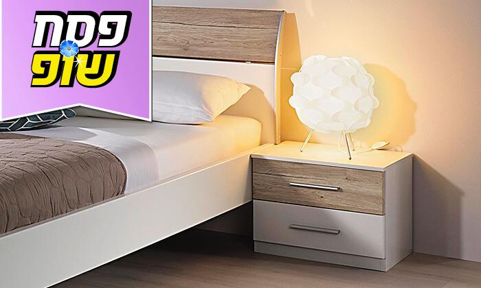 6 שמרת הזורע: חדר שינה זוגי