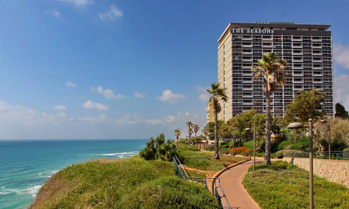 13 אוקטובר מול הים במלון העונות, נתניה