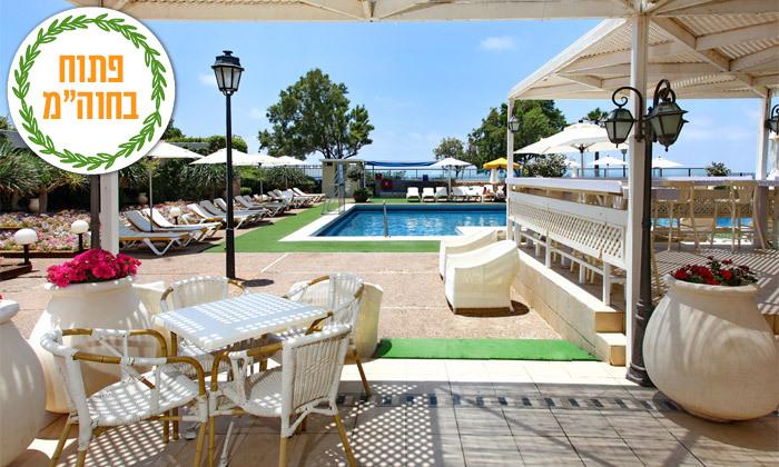 3 ספטמבר-אוקטובר מול הים במלון העונות, נתניה - אופציה לסוכות