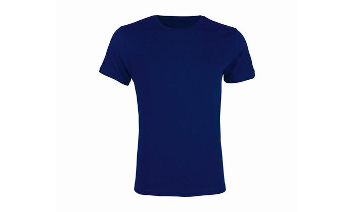 3 מארז 10 חולצות טי שירט 100% כותנה לגברים - צבעים לבחירה