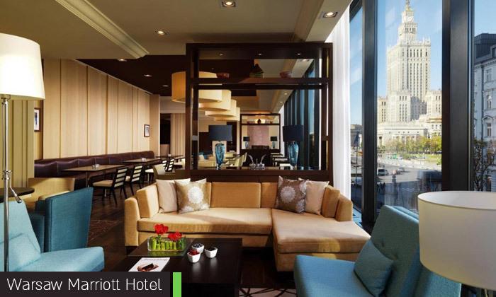 7 ספטמבר-אוקטובר בוורשה: 3/4 לילות במלון מרכזי לבחירה עם ארוחת בוקר והעברות, גם בחגים