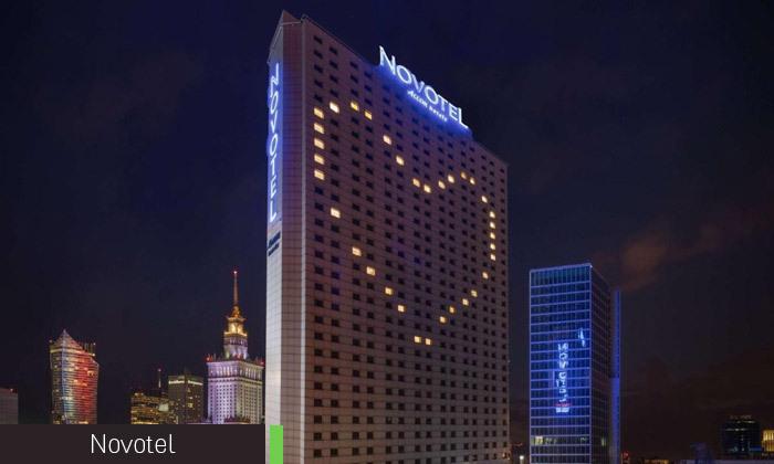 11 ספטמבר-אוקטובר בוורשה: 3/4 לילות במלון מרכזי לבחירה עם ארוחת בוקר והעברות, גם בחגים
