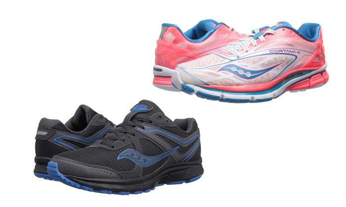2 נעלי SAUCONY לנשים - דגם לבחירה